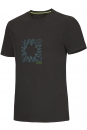 Ocun Dash Tee Men Anthracite - Herren T-Shirt